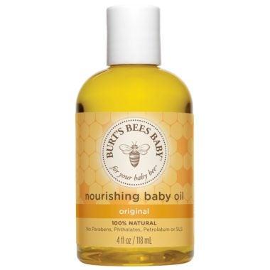 Baby Bee Nourishing Oil