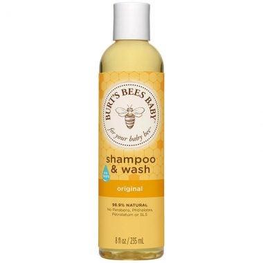 Baby Bee Shampoo & Wash 235ml