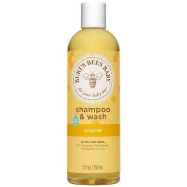 Baby Bee Shampoo & Wash 350ml