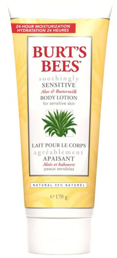 Aloe & Buttermilk Body Lotion