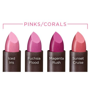 Satin Lipstick Fuchsia Flood